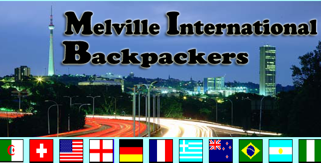 Melville International Backpackers, 37 First Avenue, Melville, Johannesburg, Gauteng, 2109, South Africa